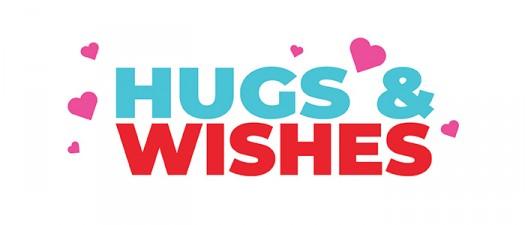 HUGSANDWISHES sugarwishecard