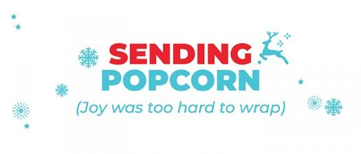 POPPYHOLIDAYS popcorn joyandpopcorn sugarwishecard