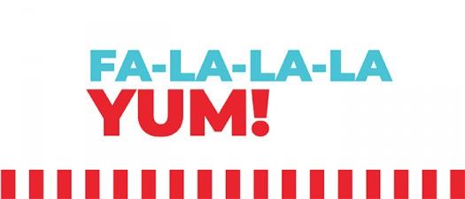 FALALALAYUM style sugarwishecard popcorn