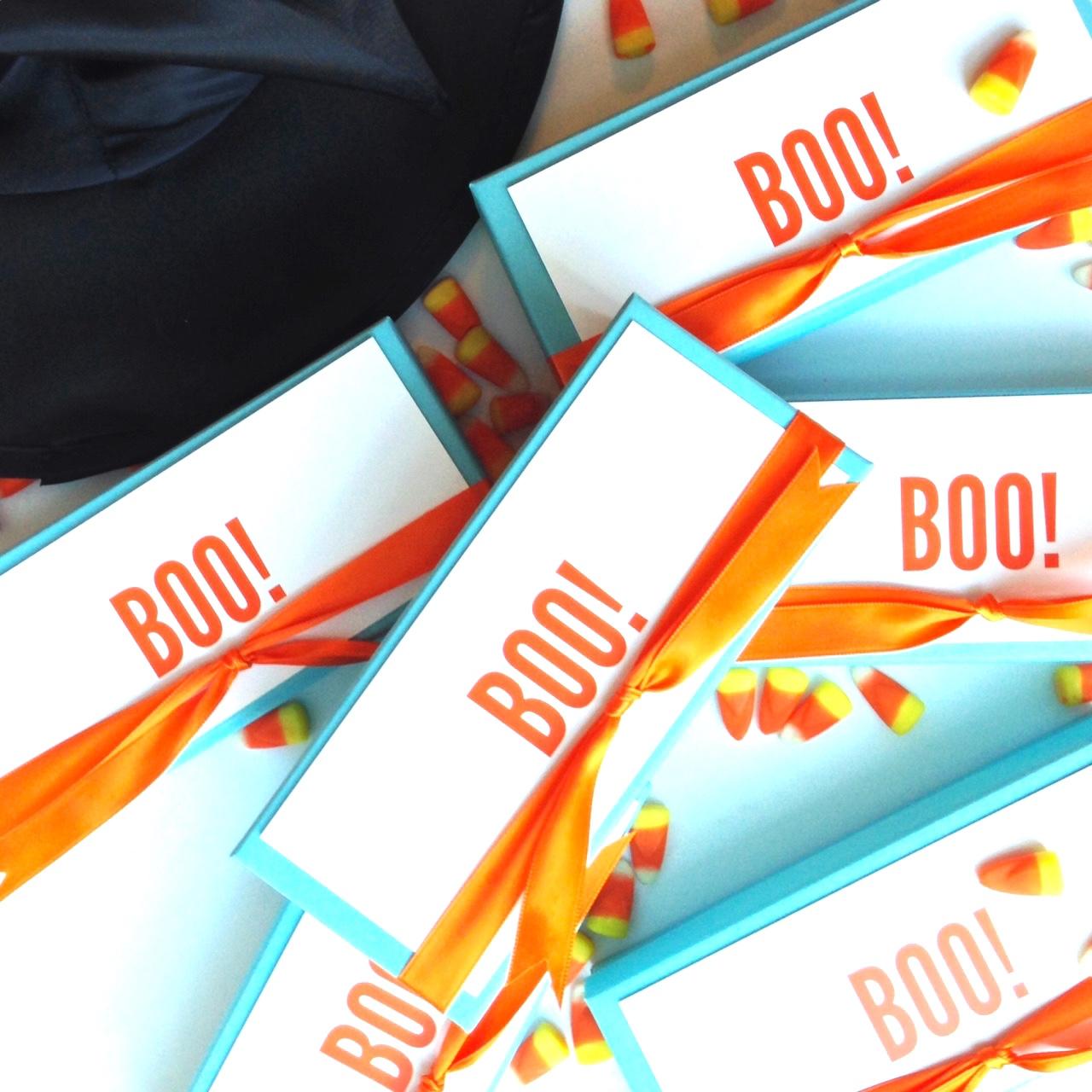 Sugarwish Blog - It's Boo time!