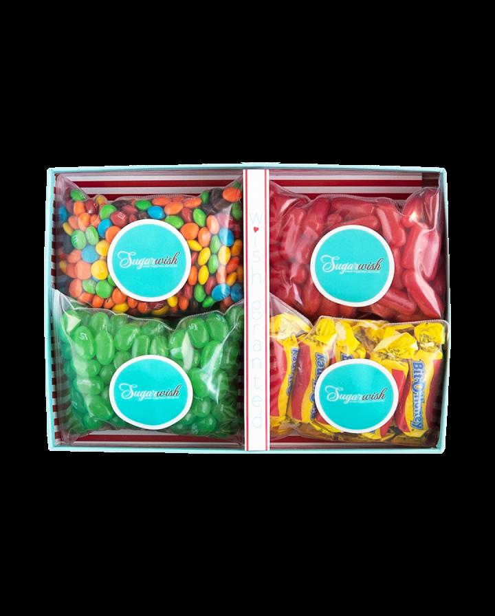 4 pick candy image