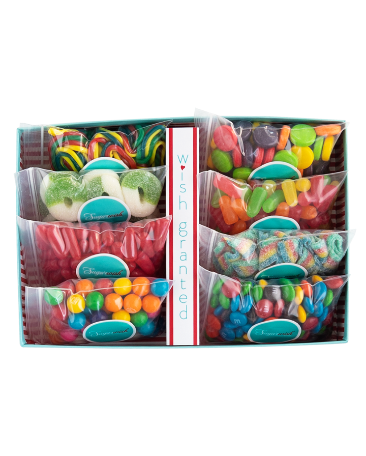 8 pick candy image