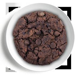 Vegan Gluten-Free Double Choco