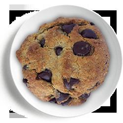 Vegan Gluten-Free Oatmeal Choco Chip